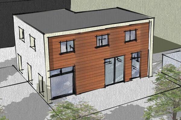 Project Almere (villa)