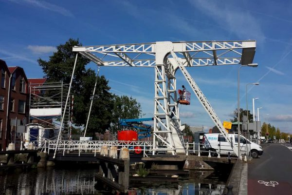 2015 – Renovation Lift Bridge