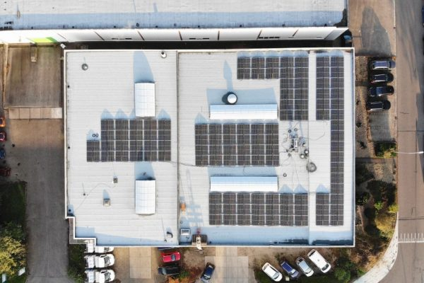 2019 – Complete pv-System (70 kWp)