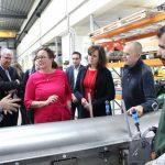 Staatssecretaris bezoekt Botau