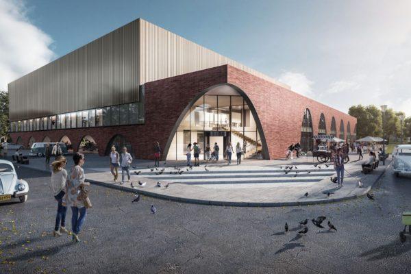 2021- Sport Center, Nijmegen